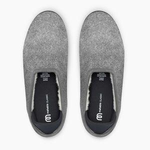 Mahabis classic gray slipper